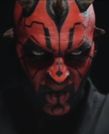 Dark Maul VS Jedi