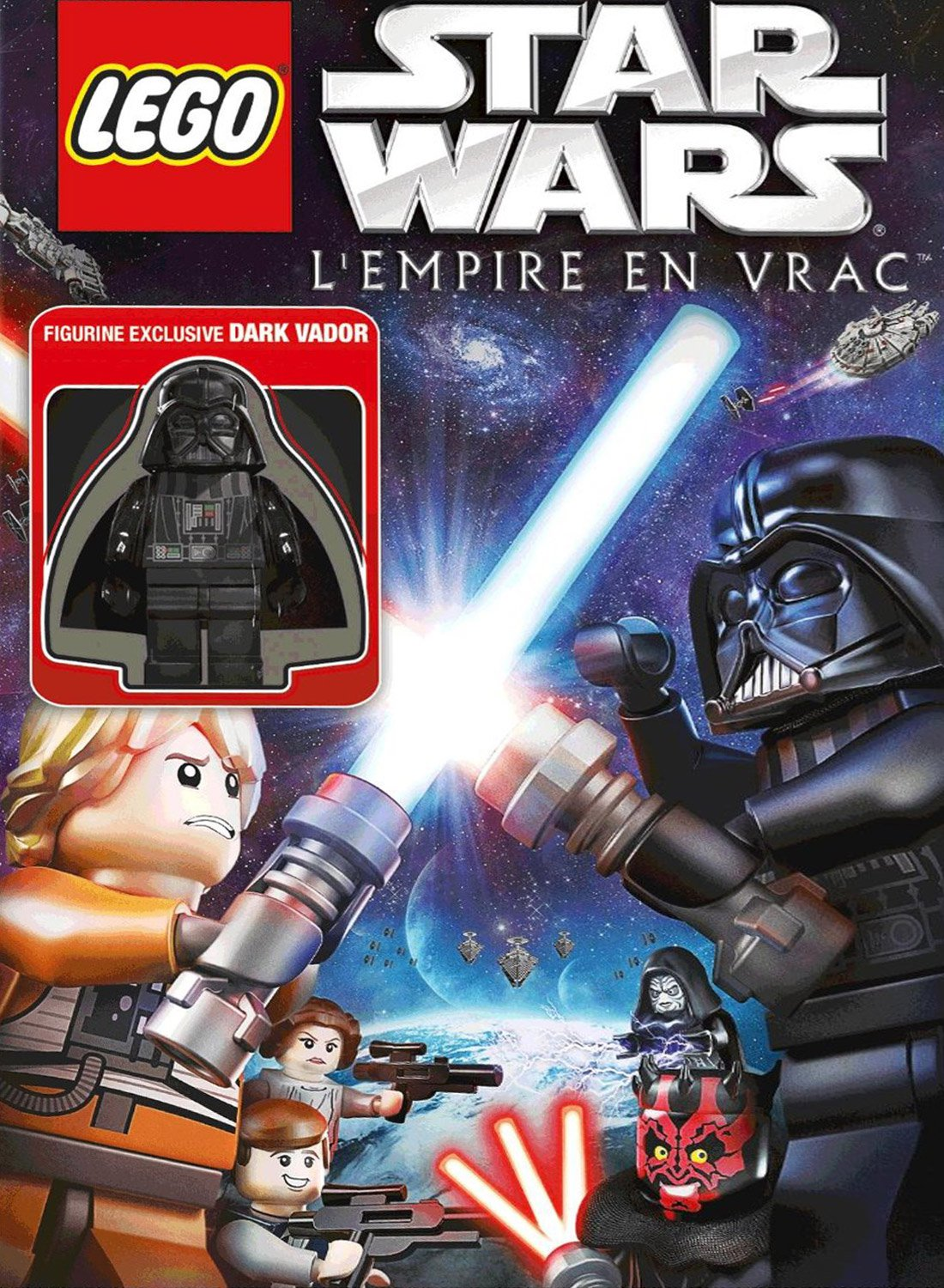 Lego Star Wars 2 : L'empire en vrac