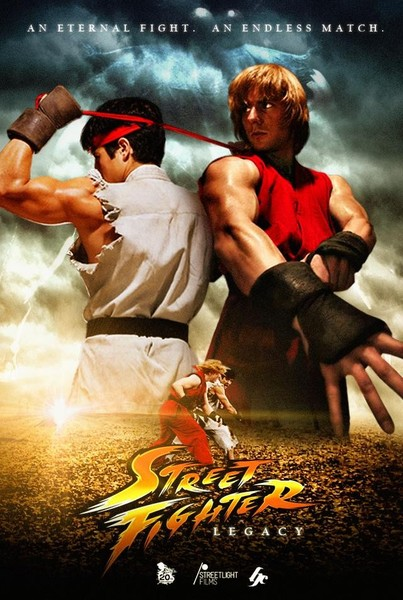 Street Fighter : Legacy