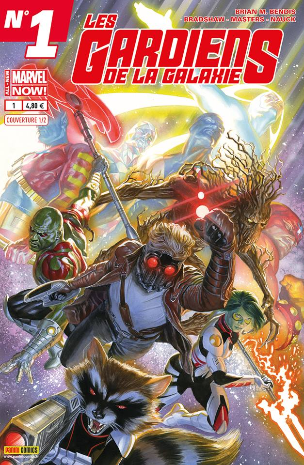Les Gardiens de la Galaxie - All New Marvel Now
