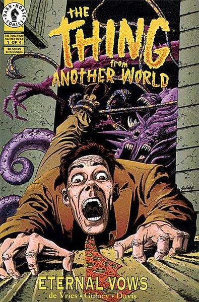 The Thing from another world : Eternal Vows (1993)
