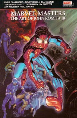Marvel : L'art de John Romita Jr