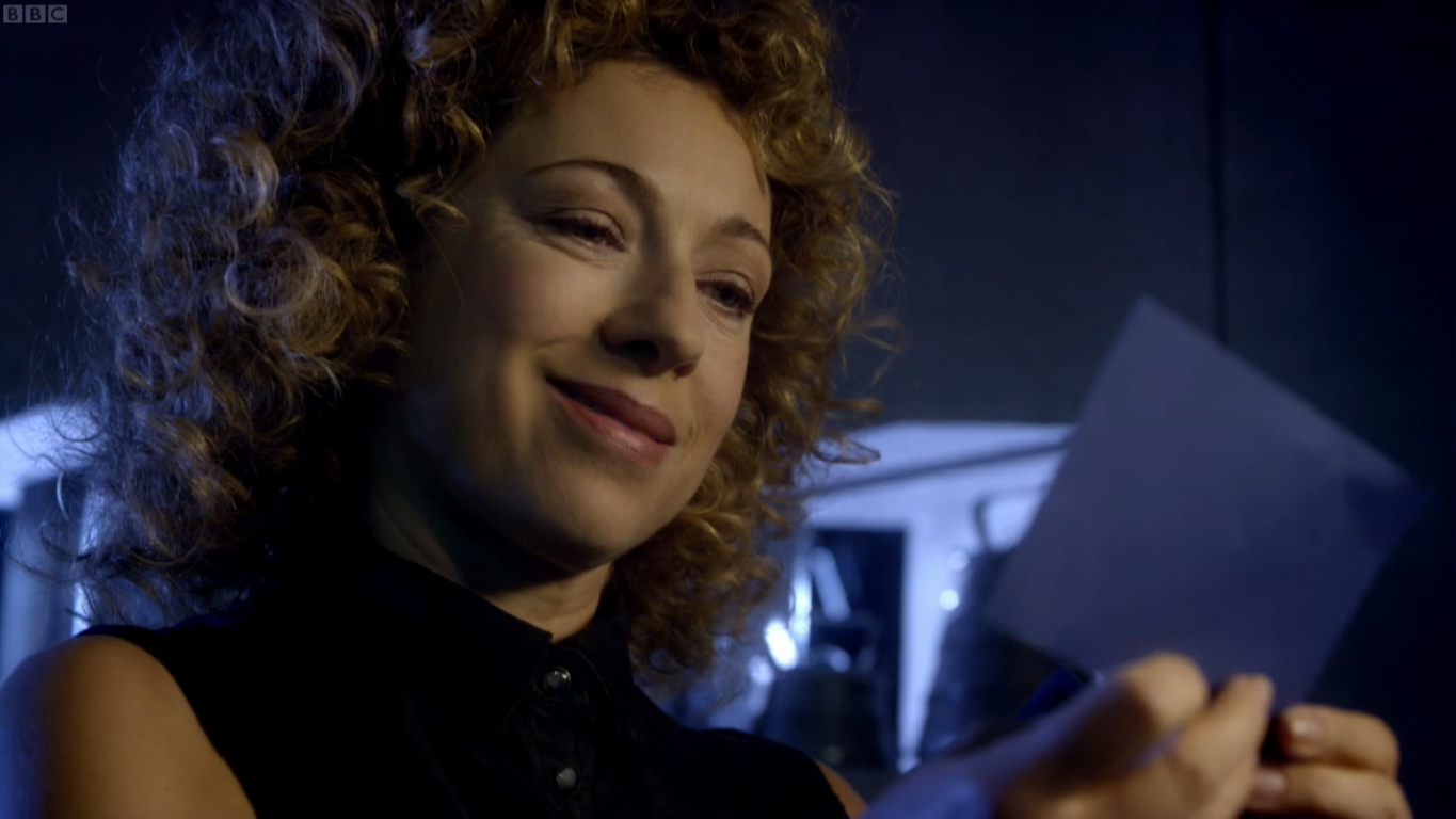 Image de River Song/Melody Pond dans Doctor Who