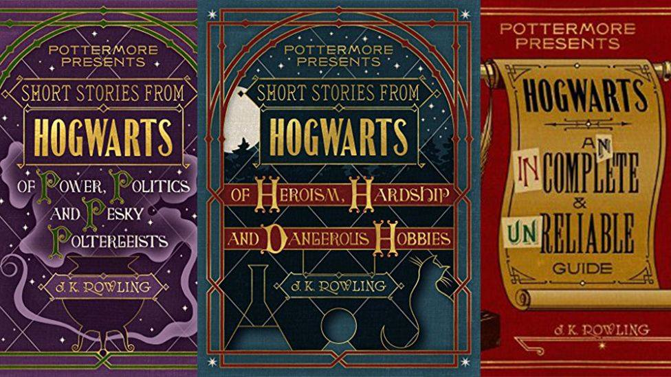 Critique de Short stories from Hogwarts tome 1