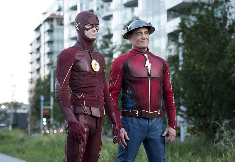 The Flash, saison 3