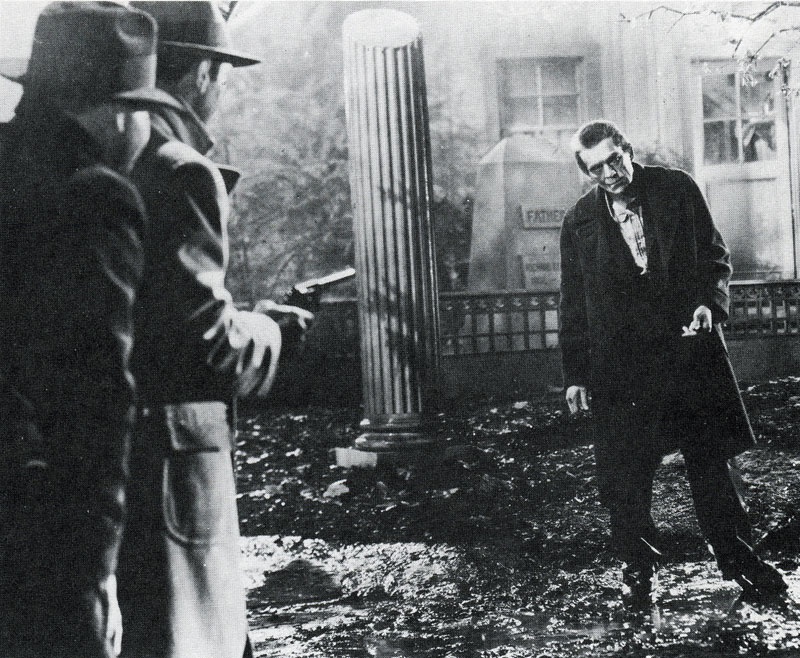 Boris Karloff dans The Walking Dead de 1936