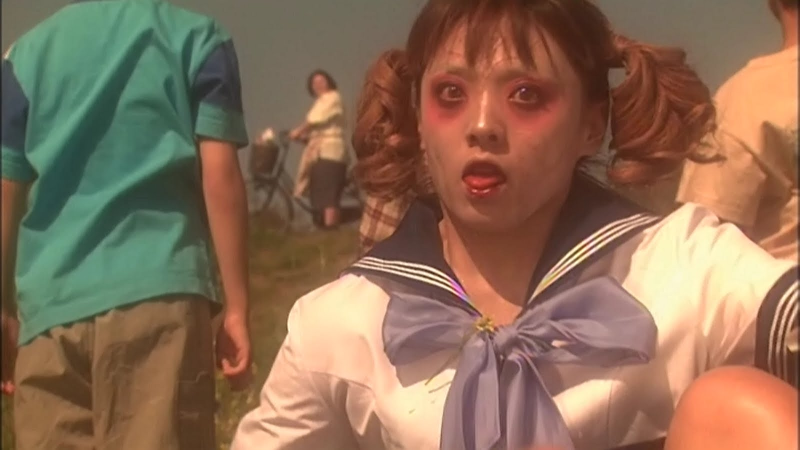 Image du film de 2001 : Stacy : Attack of the Schoolgirl Zombies