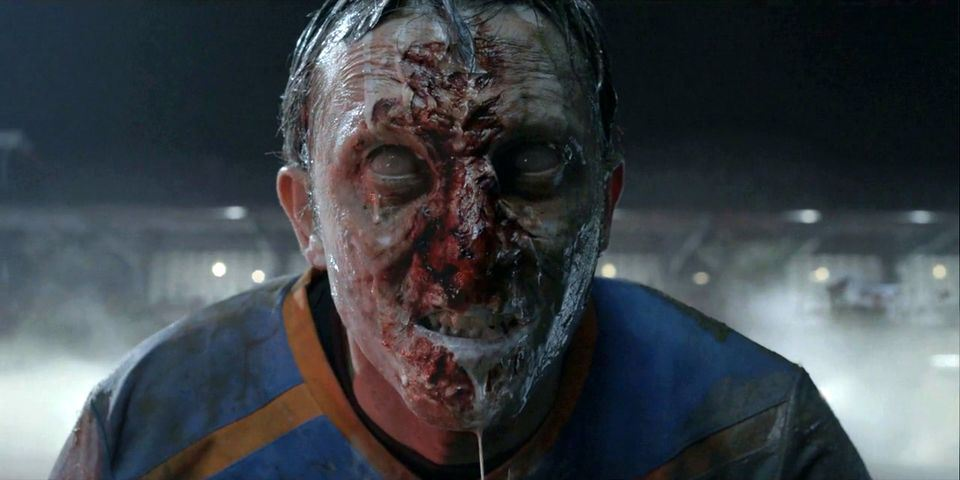 Image du film de 2014 : Goal of the Dead