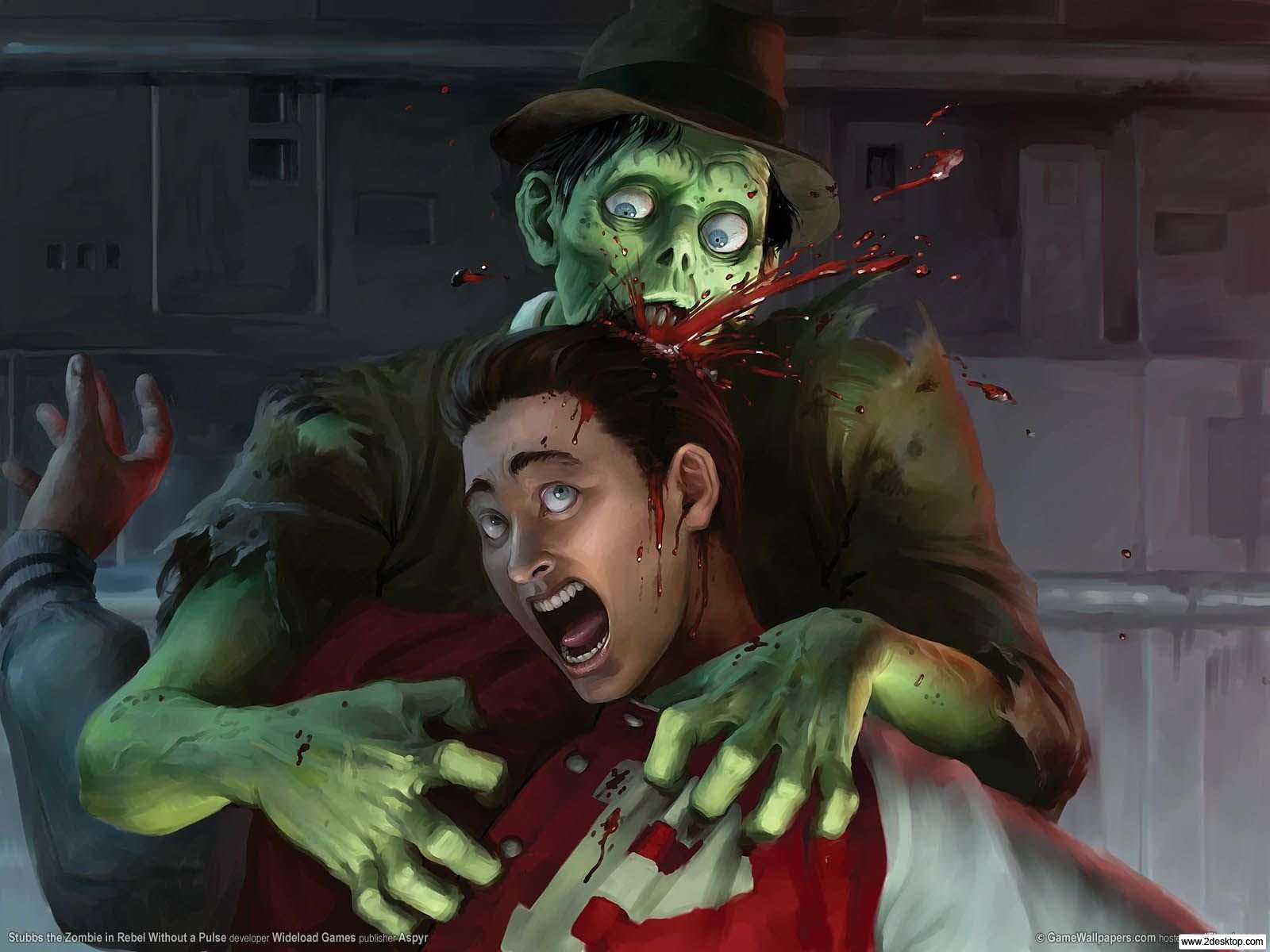 Image du jeu vidéo Stubbs the Zombie in Rebel Without a Pulse