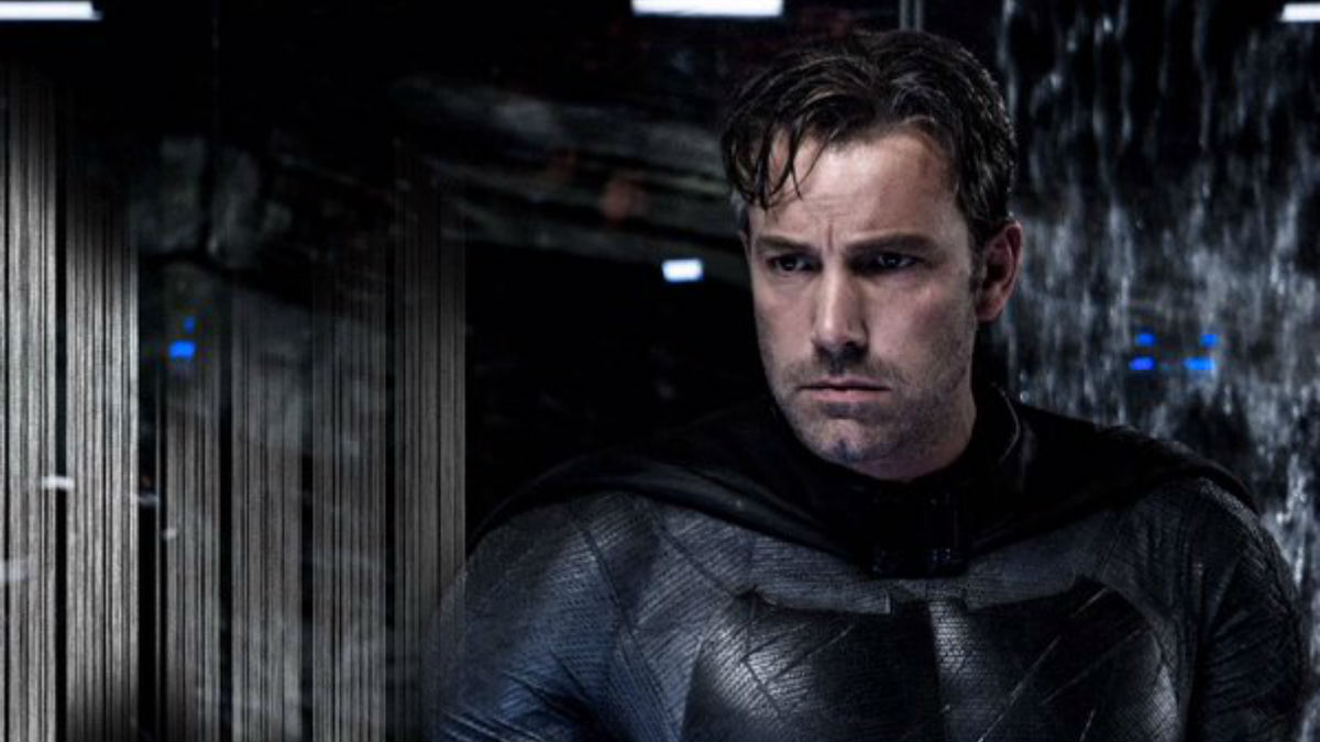 Ben Affleck joue Bruce Wayne dans Batman v Superman
