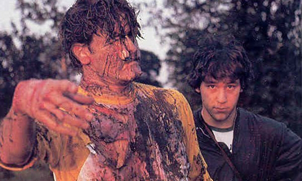 Image Making Of du film Within the Woods de Sam Raimi