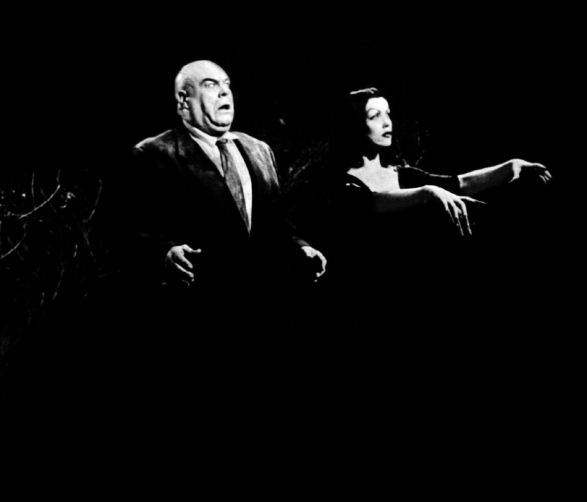 Image du film de 1959 de Ed Wood : Plan 9 From Outer Space