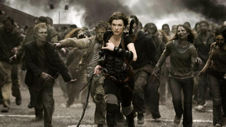 Image du film de 2016 : Resident Evil The Final Chapter