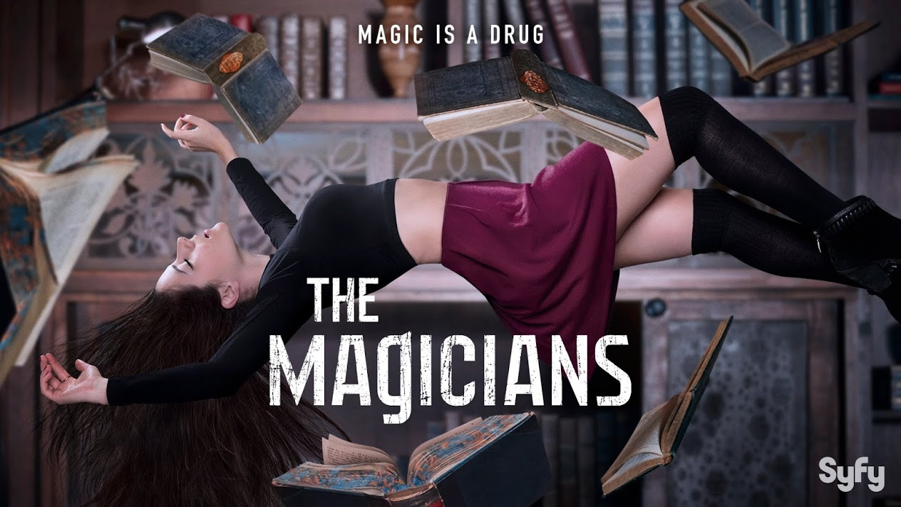 Critique de The Magicians épisode 1 à 3