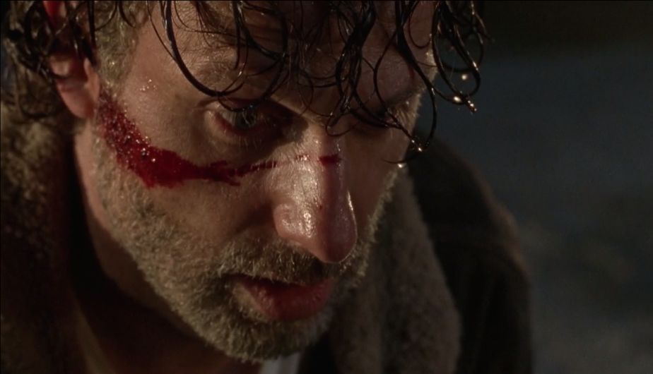 Image de l'épisode 1 de la saison 7 de The Walking Dead