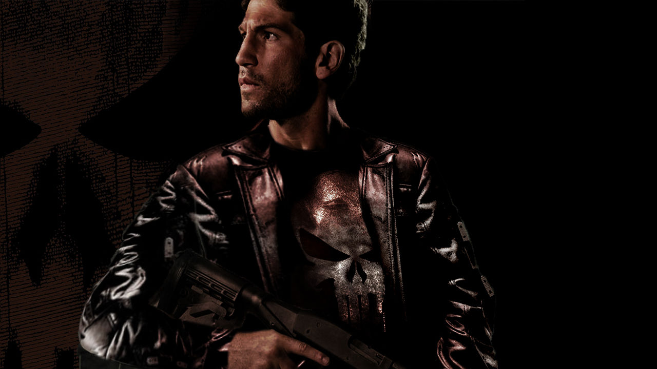 Jon Bernthal alias le Punisher, dans Daredevil