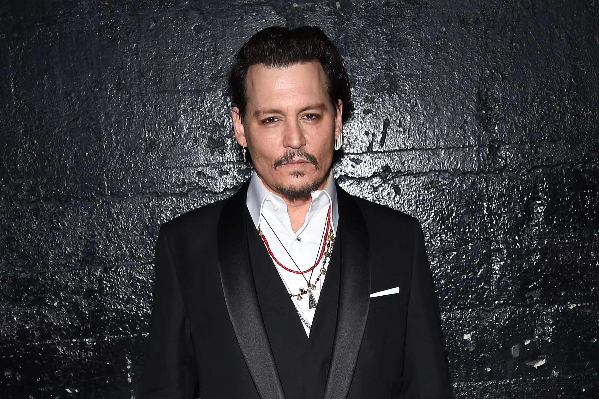 Johnny Depp au festival de Cannes