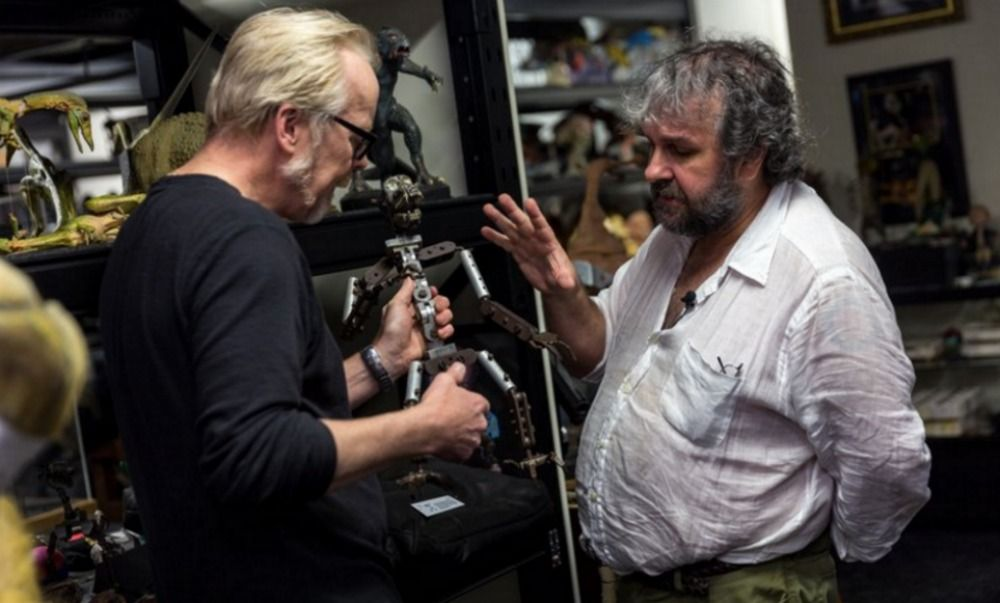 L'impressionnante collection d'objets de cinéma de Science-Fiction de Peter Jackson
