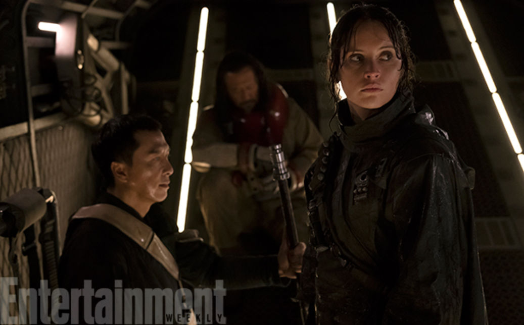 Nouvelles images du film Rogue One