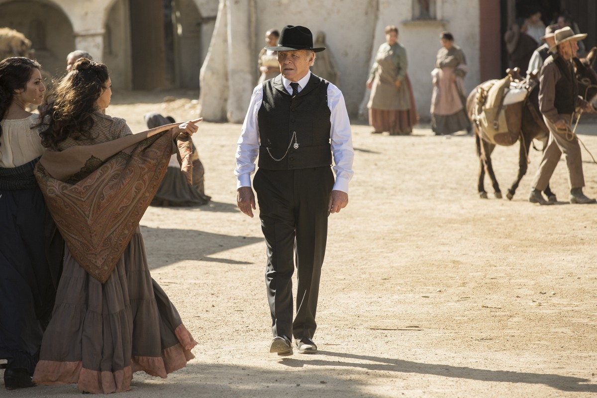 Images de l'épisode 6 de Westworld