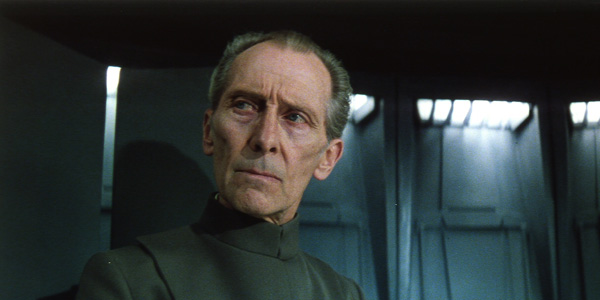Image de Moff Tarkin dans le film Star Wars Anthology : Rogue One