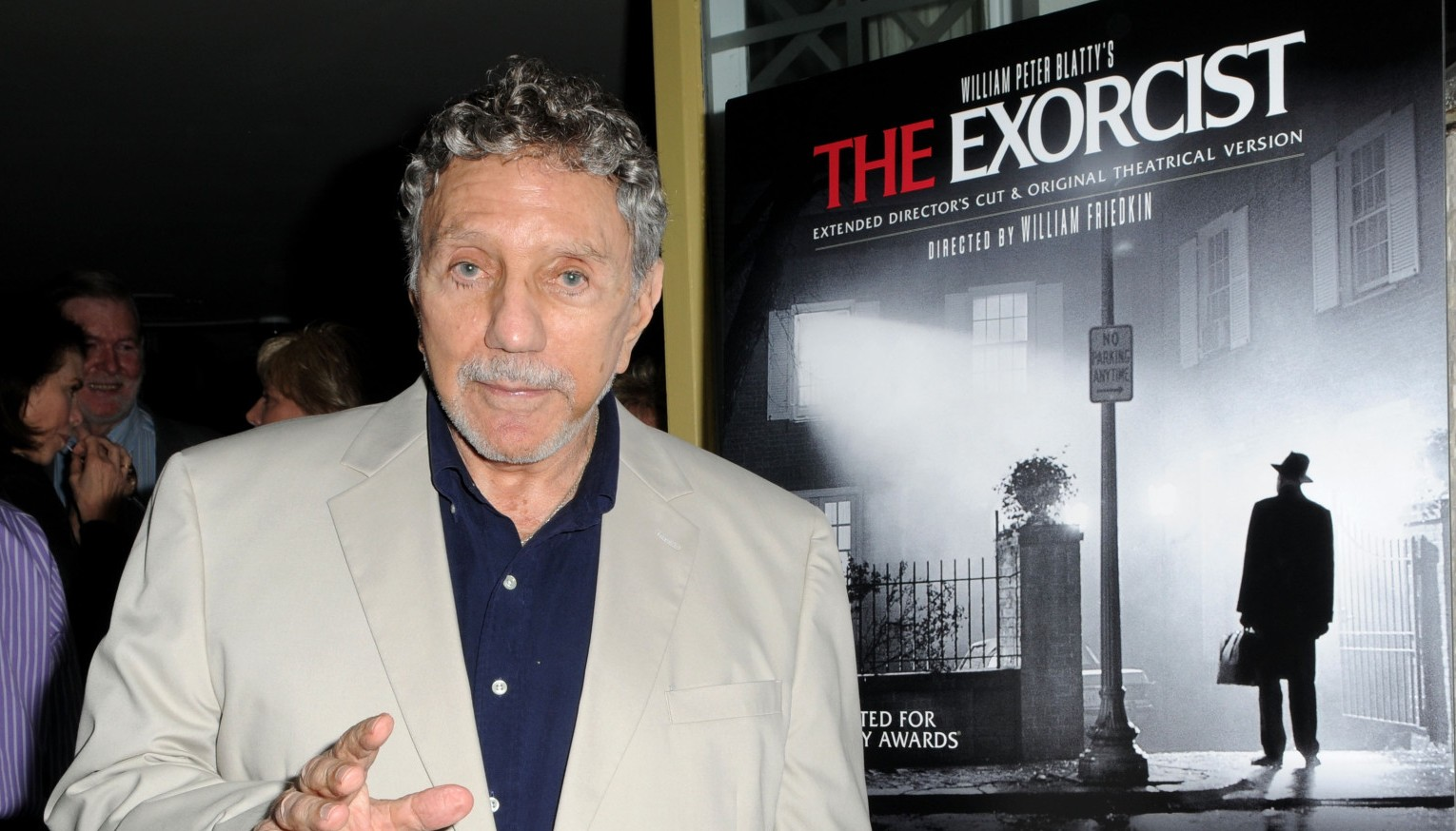 William Peter Blatty, l'auteur de L'Exorciste est décédé