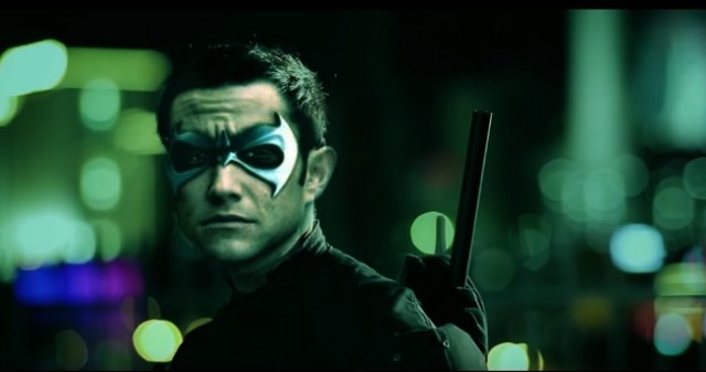 Joseph Gordon-Levitt plays Nightwing in the trailer of ... Joseph Gordon Levitt Nightwing