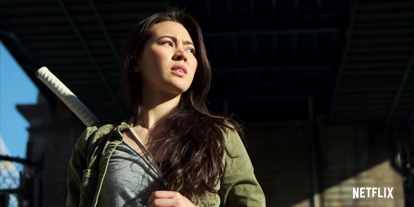 Colleen Wing dans la série Iron Fist