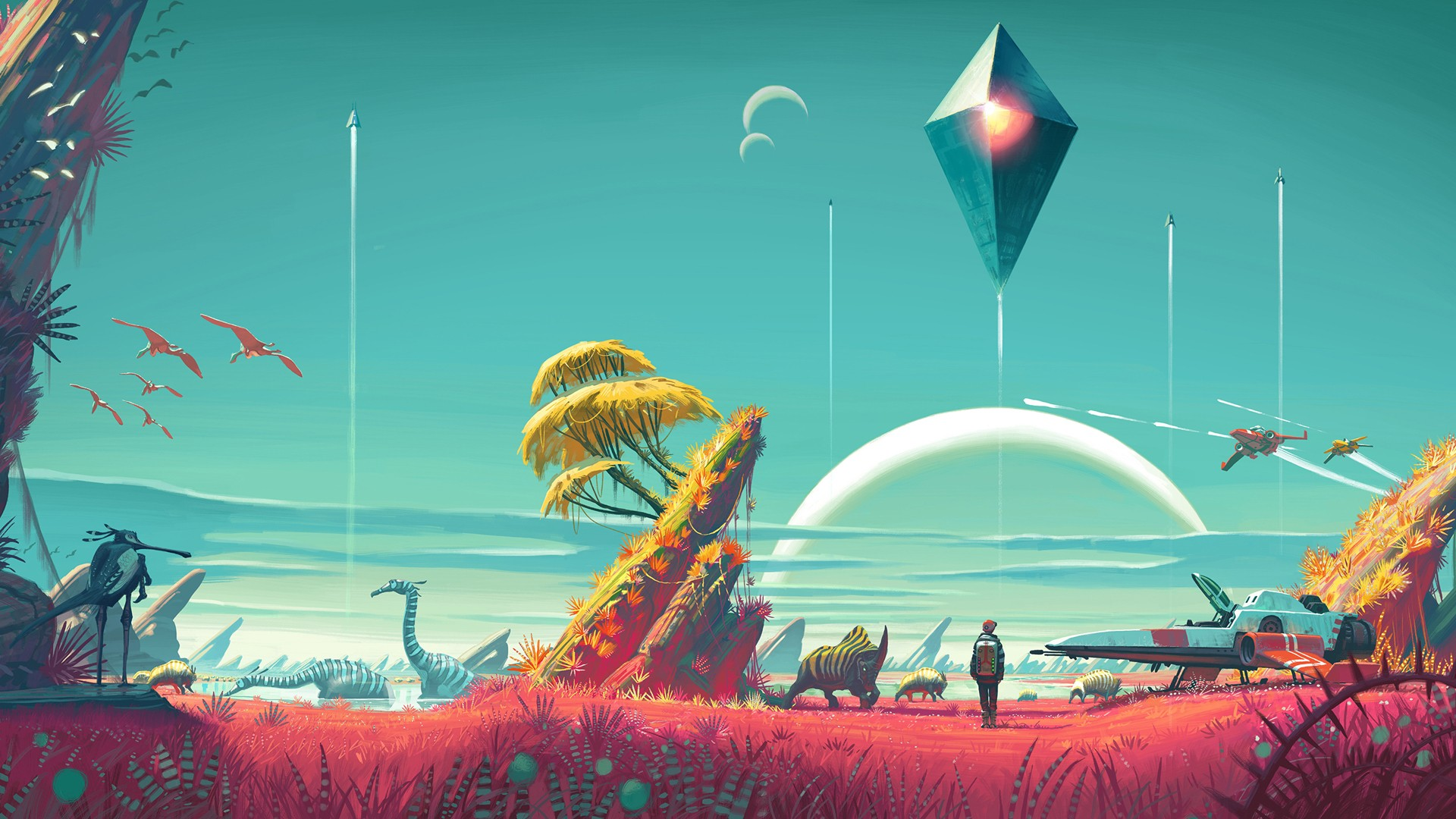 No Man's Sky : que vaut le fameux patch Path Finder