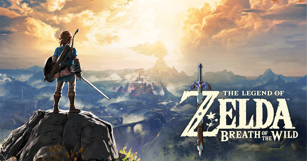 Le Sentiment de liberté dans Breath of the Wild