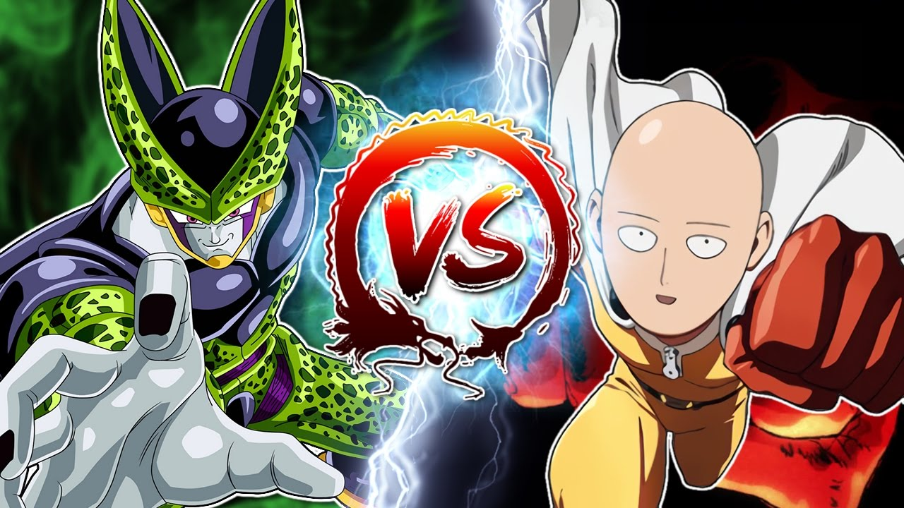 Dragon Ball Z Abridged : Quand Cell affronte Saitama au Cell Game