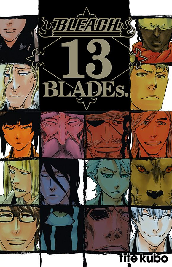 Bleach 13th Blades