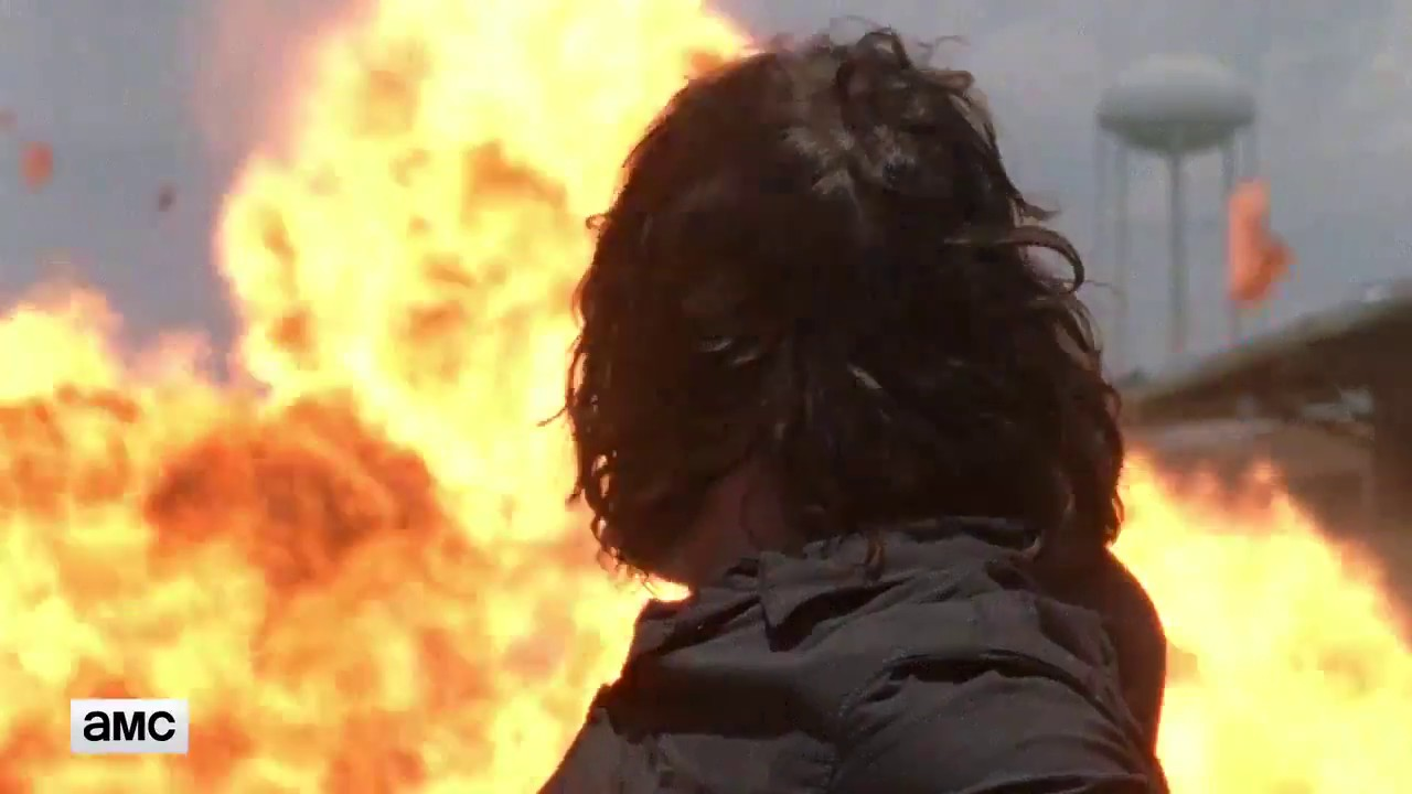 The Walking Dead saison 8 War can't be fought alone - Trailer