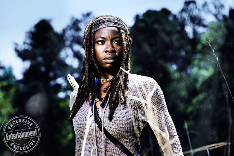 Image promotionnelle de la saison 8 de The Walking Dead