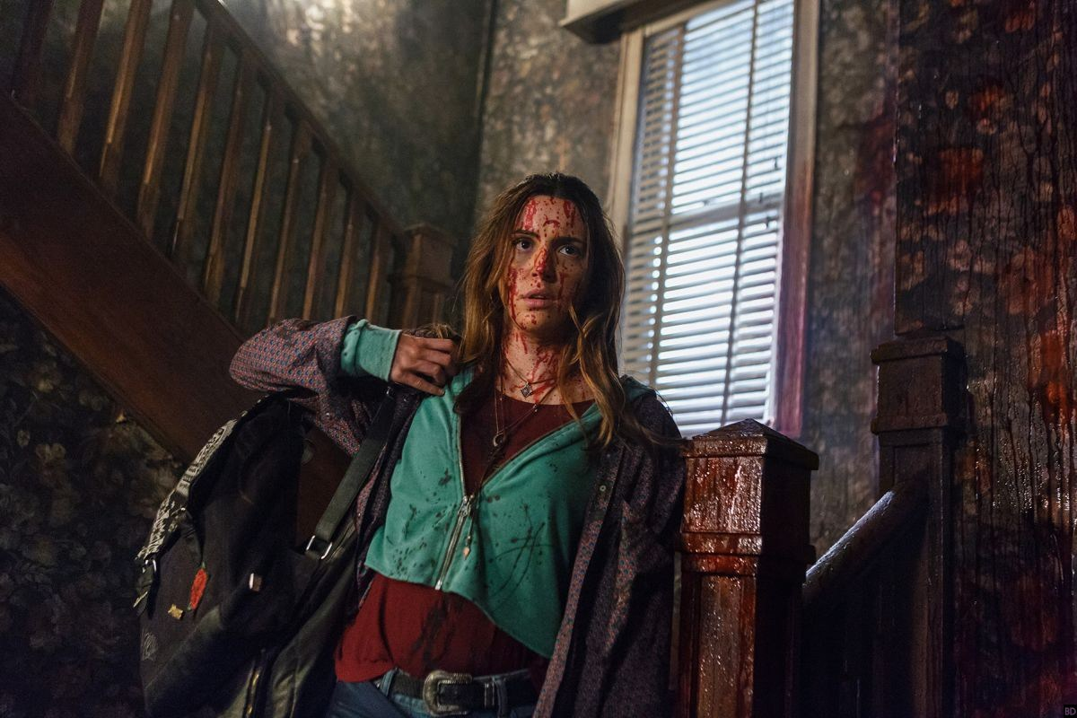 Image de Brandy, la fille de Ash Williams dans Ash VS Evil Dead saison 3