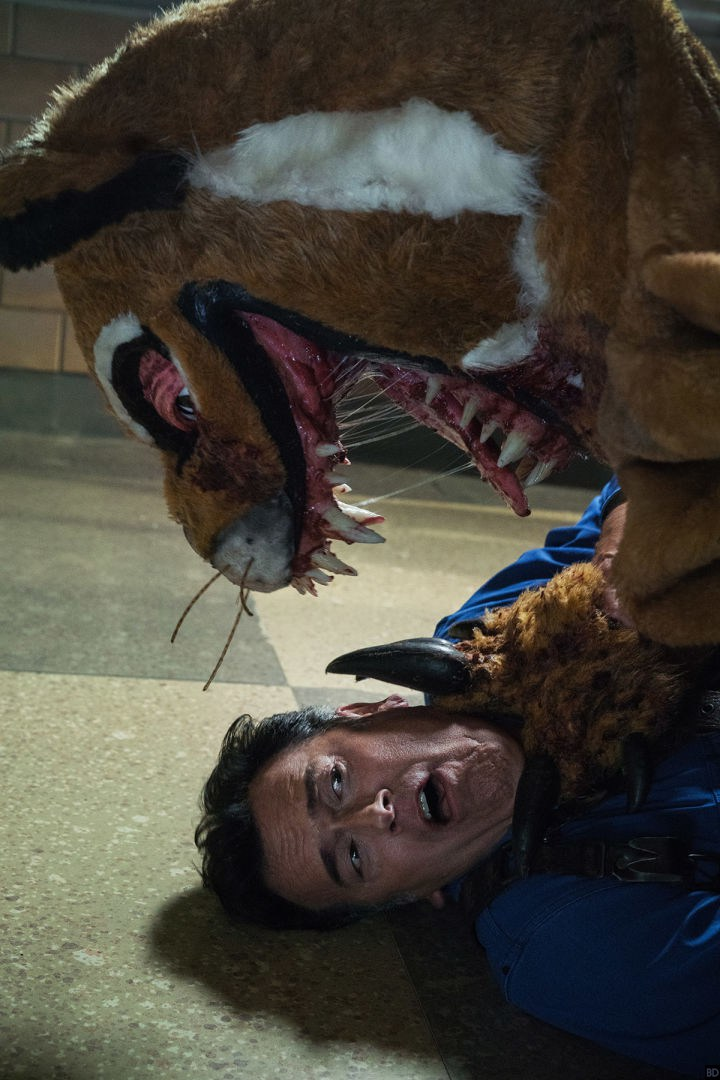 Image de Ash Williams dans la saison 3 de Ash VS Evil Dead