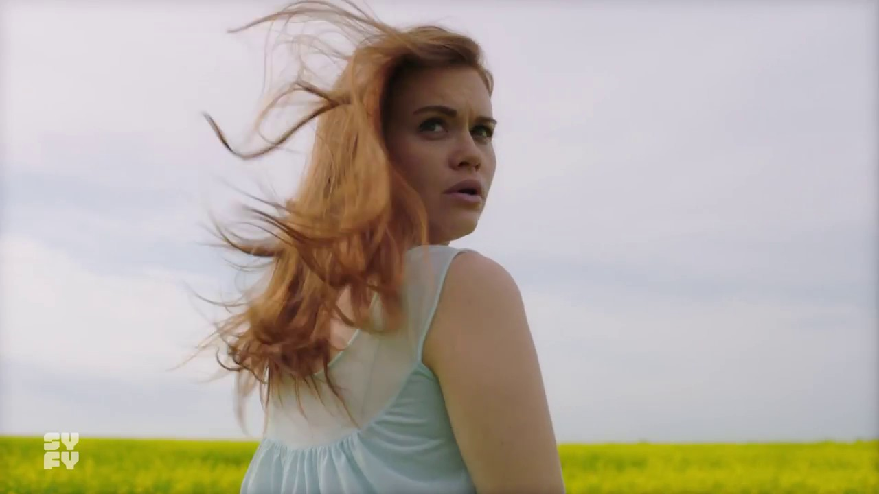 Image de Holland Roden alias Zoe Woods dans Channel Zero Butcher's Block