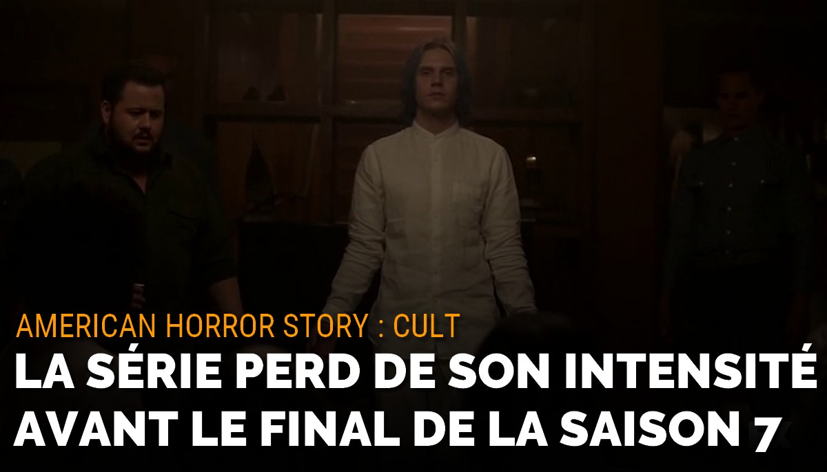 American Horror Story perd de son intensité avant le final de la saison
