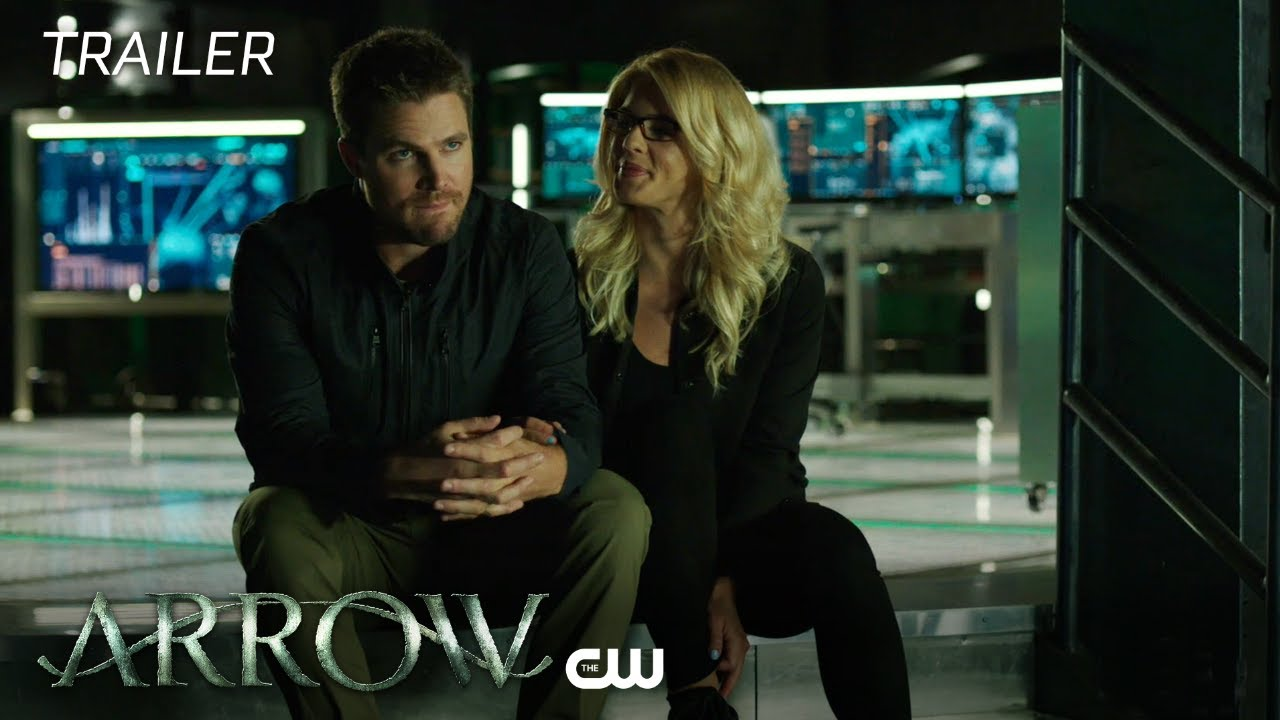 Arrow 6x04 - Trailer