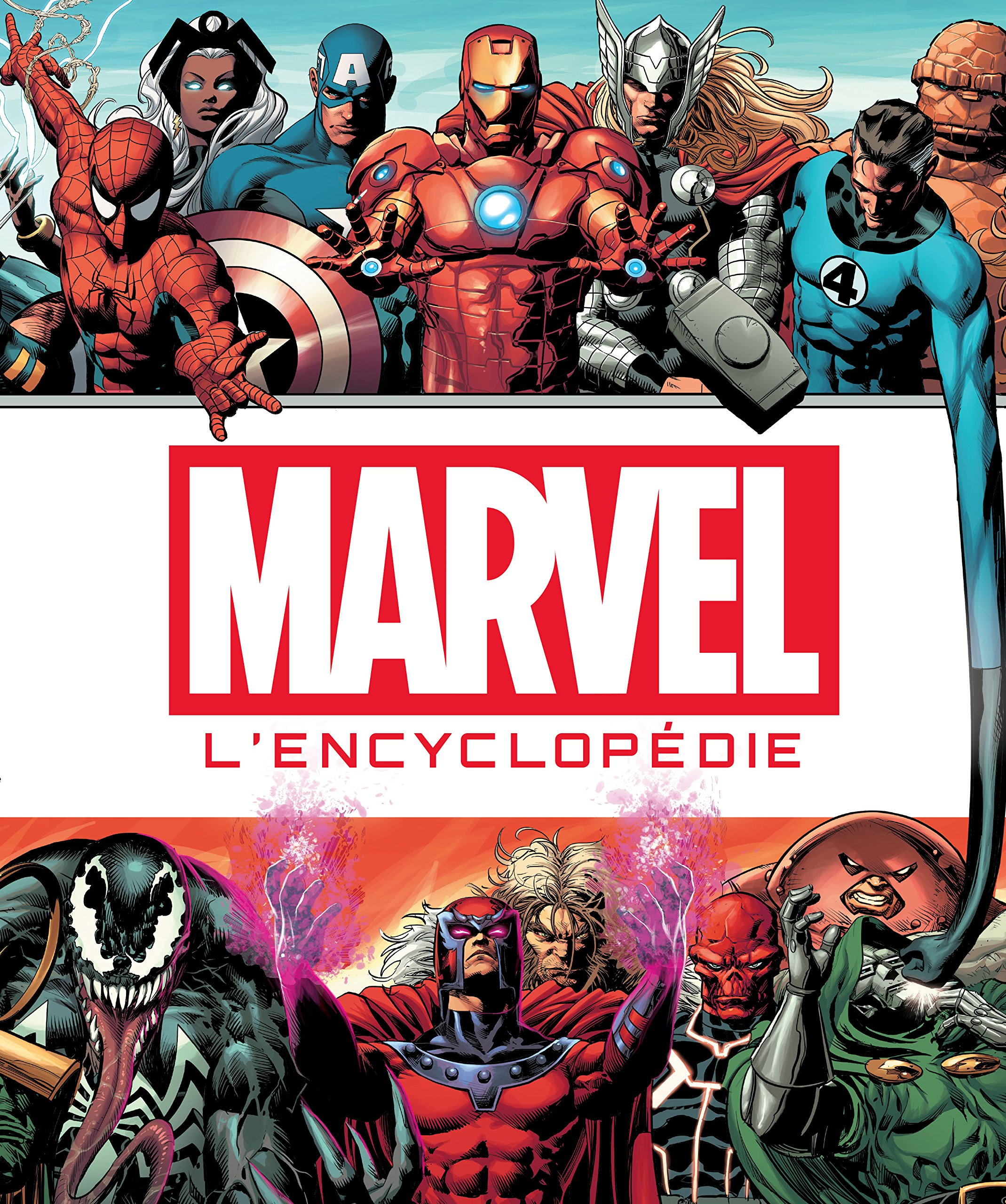 Marvel l'encyclopédie