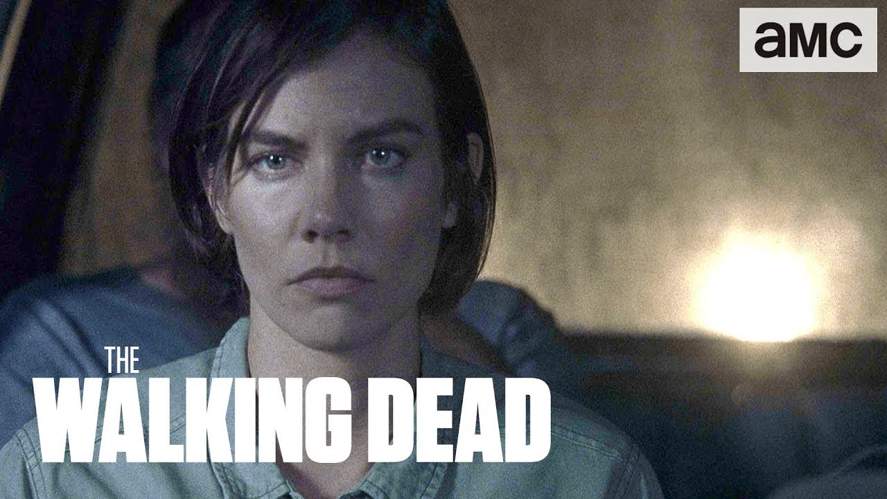 The Walking Dead 8x08 - Extrait