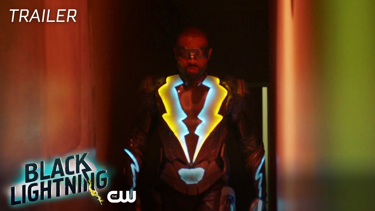 Black Lightning 1x02 - Trailer
