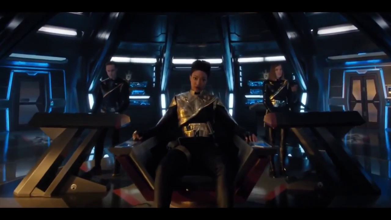 Star Trek Discovery 1x11 - Trailer