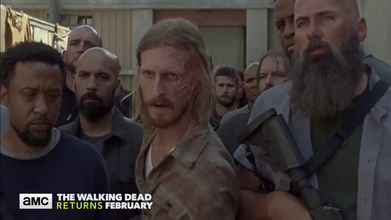 The Walking Dead 8B - The Last Stand Trailer