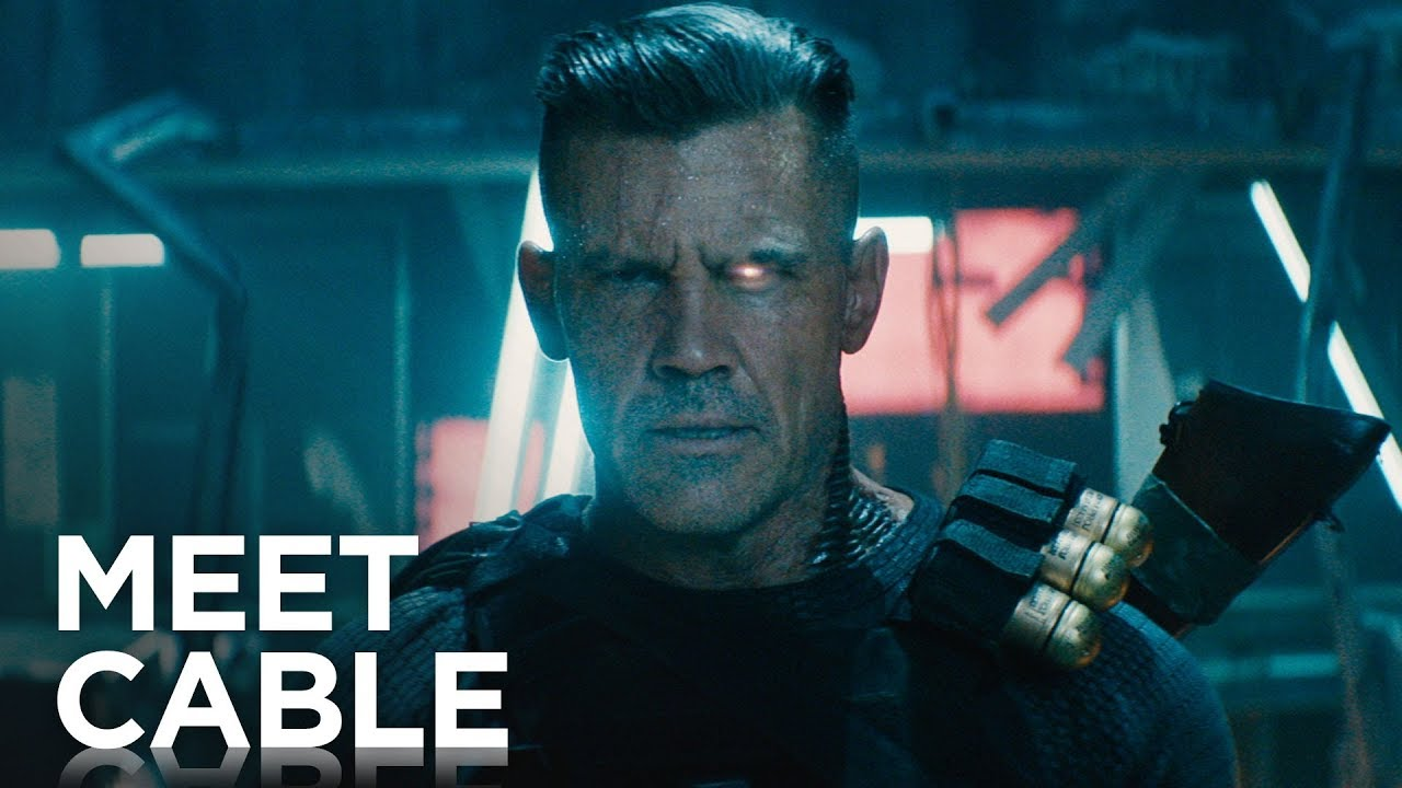 Deadpool 2 - Bande Annonce VF