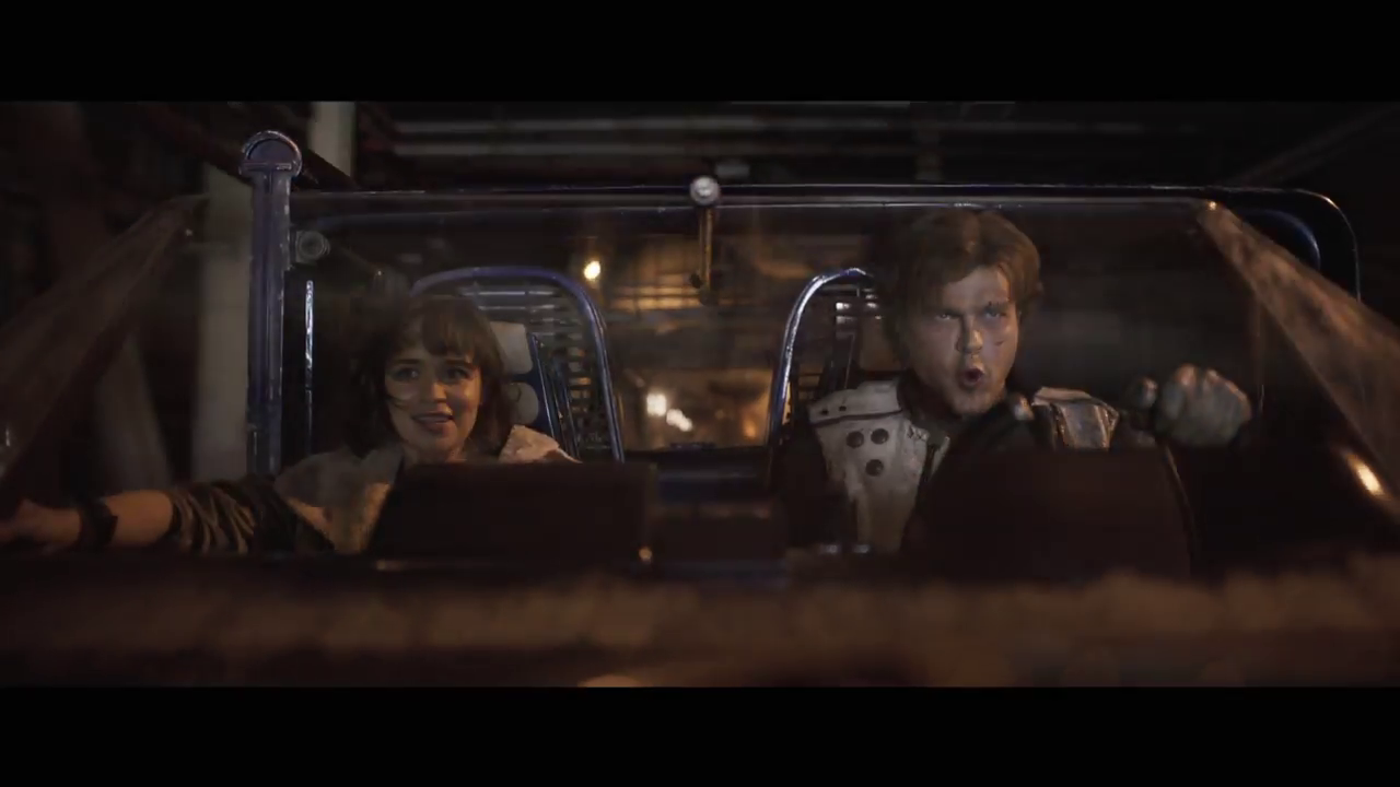 Solo : A Star Wars Story - Trailer #1