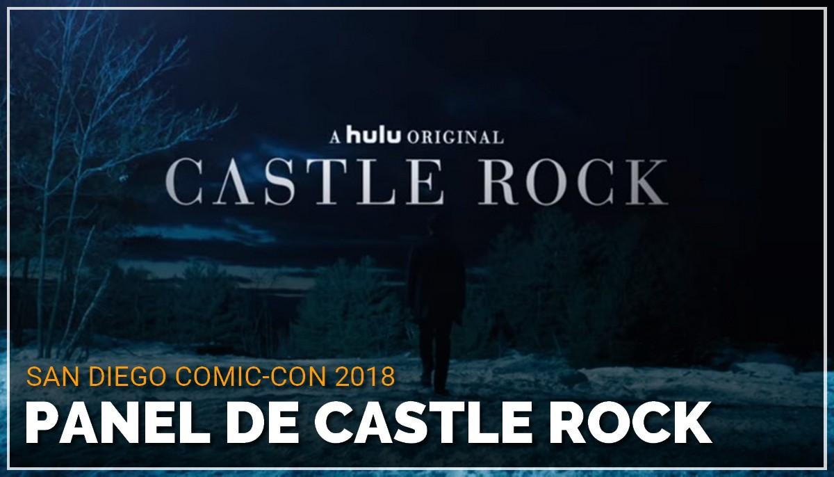 Panel de Castle Rock au Comic Con de San Diego 2018