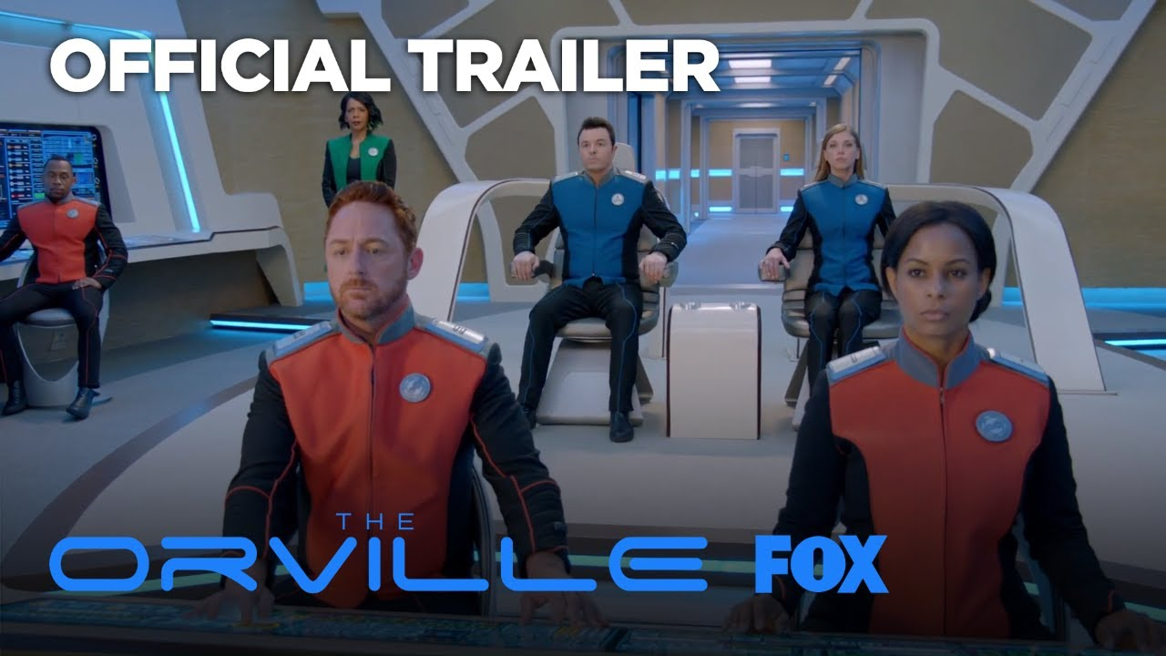 The Orville saison 2 - Trailer du Comic-Con de San Diego 2018