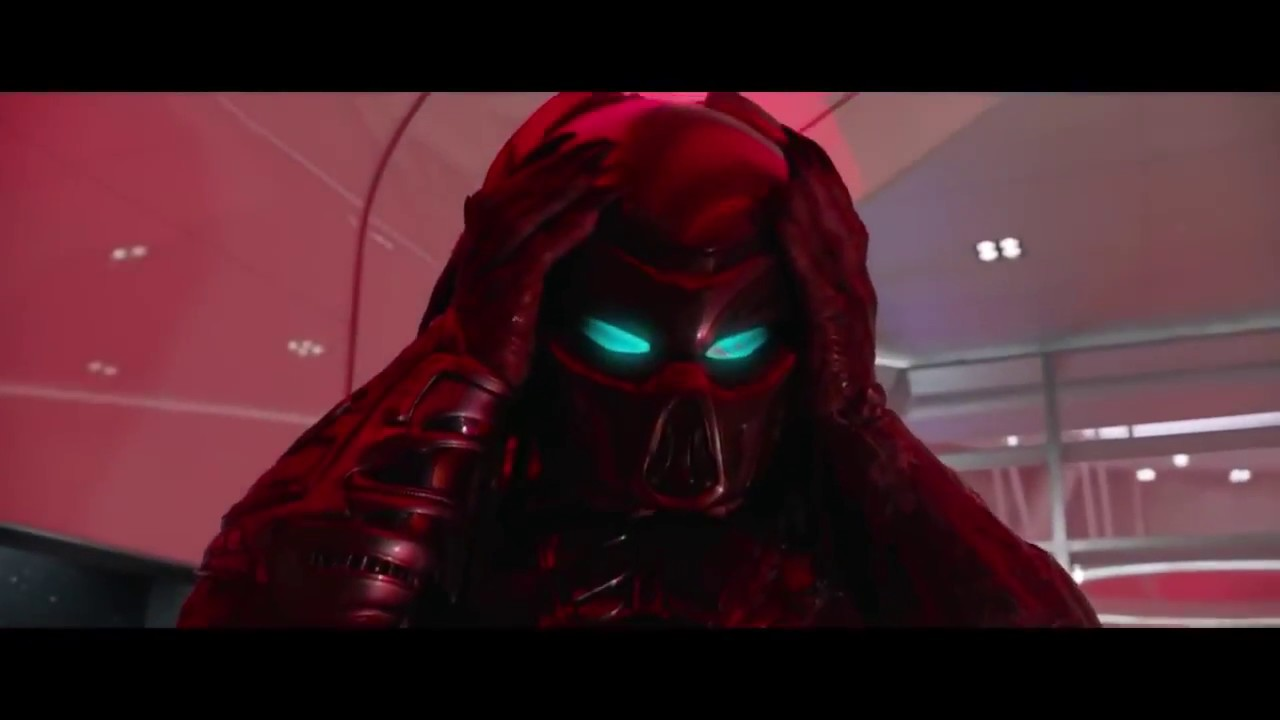 The Predator - Trailer du Comic-Con de San Diego 2018