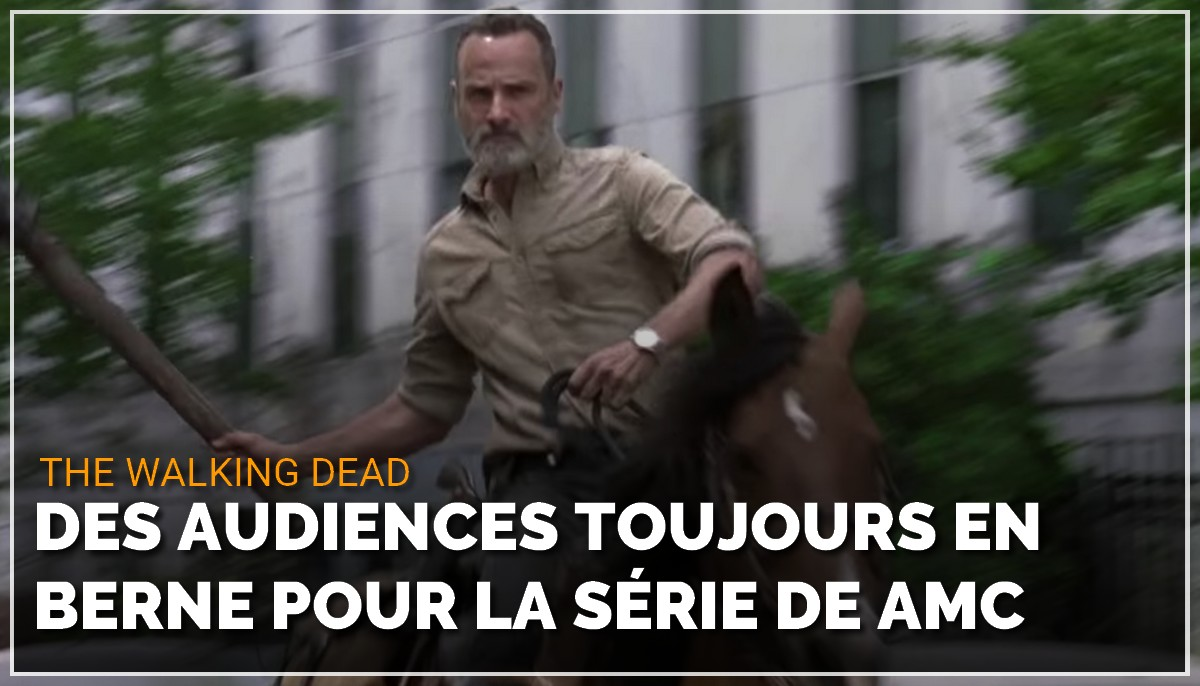 The Walking Dead 9x01 : des audiences toujours en berne